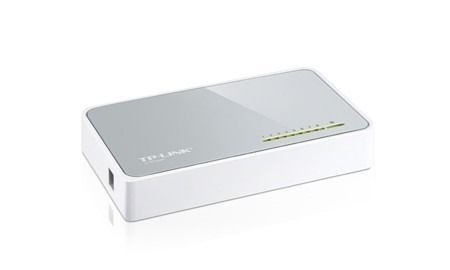 Hub Switch 8 Portas Tp-Link 10/100Mbps