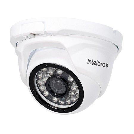 Câmera Ip Intelbras Vip 1120d 20m 720p Hd 2.8mm