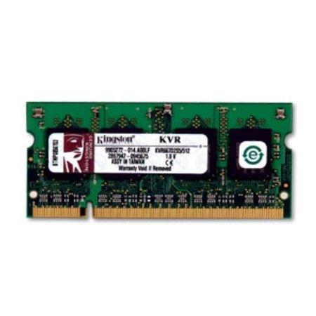 Memória Notebook Ddr2 2Gb Kingston 800Mhz KVR800D2S6/2G