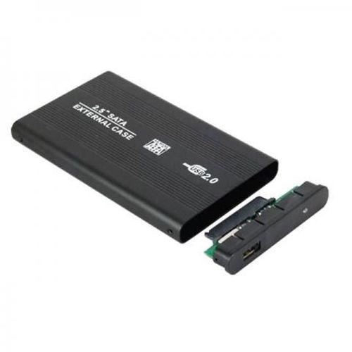 "Gaveta/Case Para HD 2.5"" USB Preto"