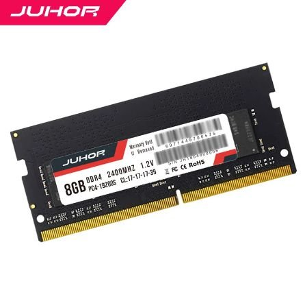 MEMORIA NOTEBOOK DDR4 8GB JUHOR