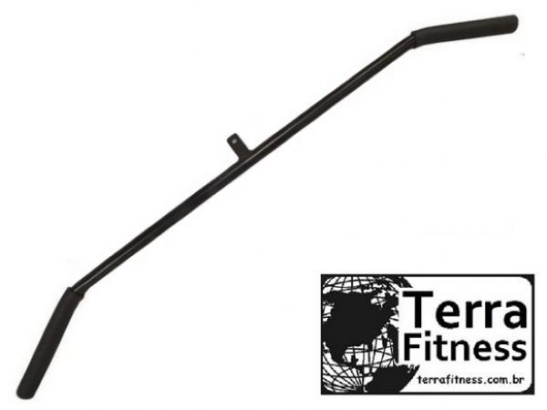 Barra Pulley 120cm - Terra Fitness