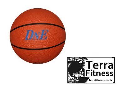 Bola Basquete - Terra Fitness