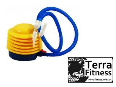 Bomba de inflar sanfonada - Terra Fitness