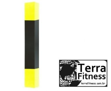 """Cantoneira """"Eva""""  10cmX1cmX100cm estacionamento - Terra Fitness"""