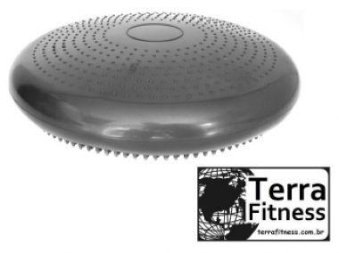Disco de equilíbrio em PVC inflável 34Ø- Terra Fitness