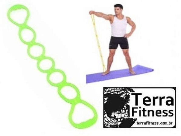 Extensor elástico em Gel - Terra Fitness
