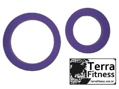 Kit argolas eva flutuação hidroginástica - Terra Fitness