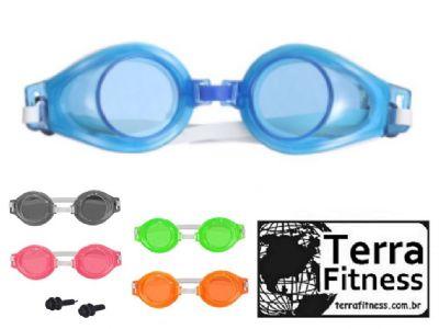 Óculos natação Infantil - Terra Fitness