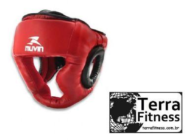 Protetor de cabeça para lutas - Terra Fitness