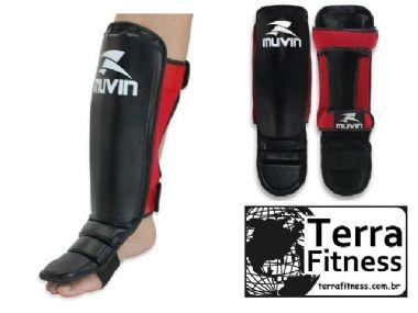 Protetor de canela e pé - Terra Fitness