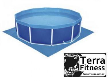 Forro para piscina circular 4500 Litros - Terra Fitness