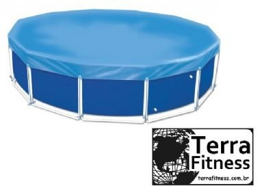 Capa para piscina circular 4500 Litros - Terra Fitness