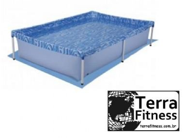 Forro para piscina 1000 Litros - Terra Fitness