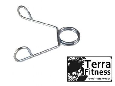 """Presilha 1"""" = 25,4mm -Terra Fitness"""