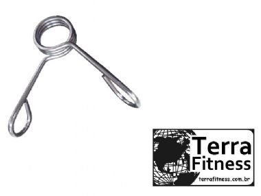 "Presilha 1.1/8"" = 28mm - Terra Fitness"