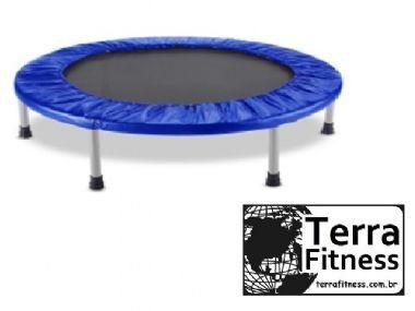 Mini Jump trampolim Residencial M3 - Terra Fitness