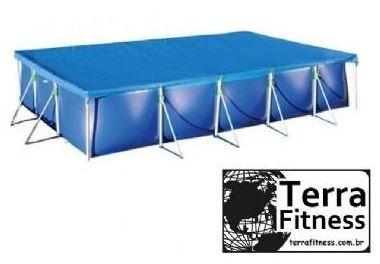 Capa para piscina premium  5000 litros - Terra Fitness