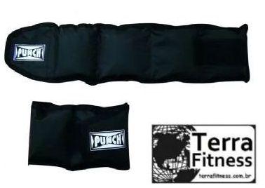 "Caneleira bagum 3kg ""reforçada"" PAR- Terra Fitness"