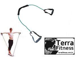 """Extensor Elástico """"Forte"""" .- Terra Fitness"""