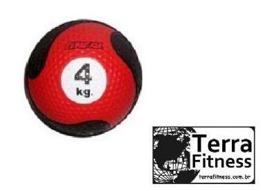 Medicine Ball.. 4kg - Terra Fitness