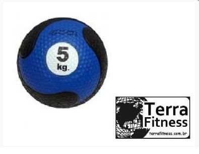 Medicine Ball . 5kg - Terra Fitness