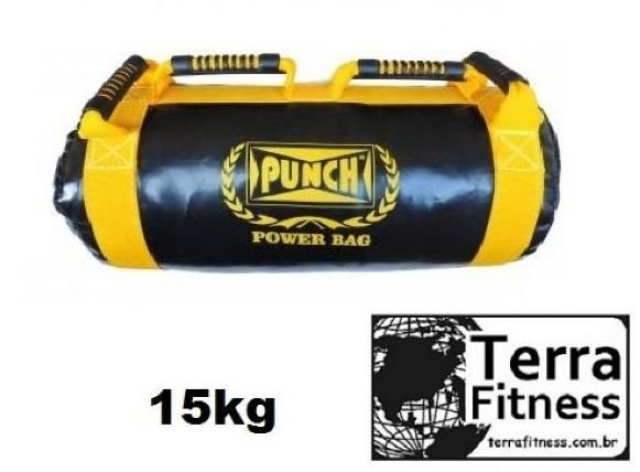 Power Bag..  15kg - Terra Fitness