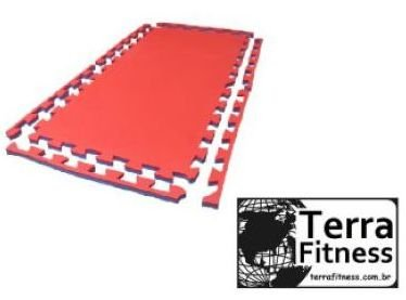 Tatame 200cmX100cmX10mm - Terra Fitness