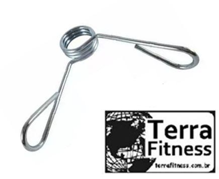 Presilha duas voltas 26,5mm - Terra Fitness