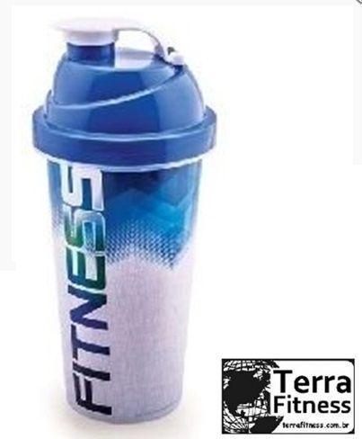 Shakeira 580ml Azul- Terra Fitness