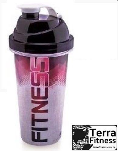 Shakeira 580ml Rosa- Terra Fitness