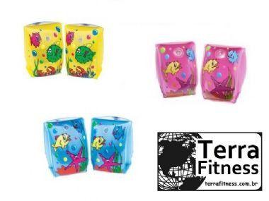 Bóia de braço infantil - 03 a 06 anos - Terra Fitness