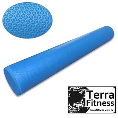 Rolo Massagem Miofascial 90cm X Ø 15cm - Terra Fitness