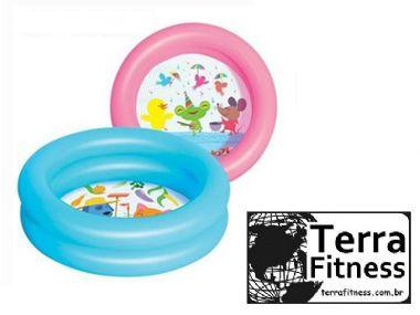 Piscina infantil 21 litros - Terra Fitness