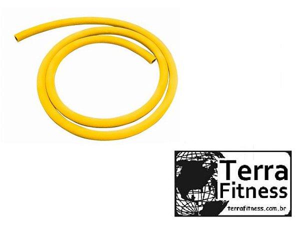 Elástico em tubo latex 150cm - Extra Leve - Terra Fitness