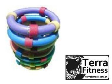 Macarrão Espaguete Circular Tipo Boia Infantil - Terra Fitness