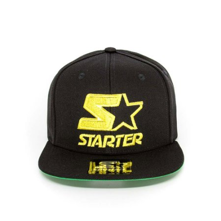 Boné Snapback Starter Original Gold