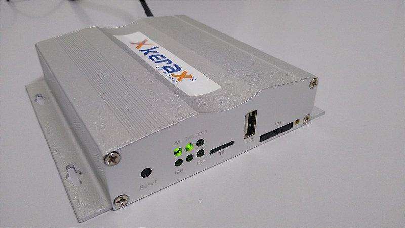 Roteador para acesso Wi-Fi local através de rede 4G