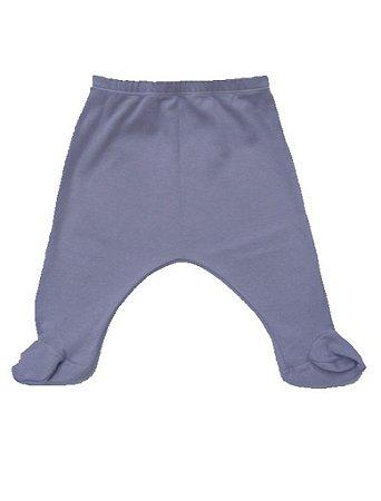 Calça Saruel em Malha Lilás para Bebê Unissex