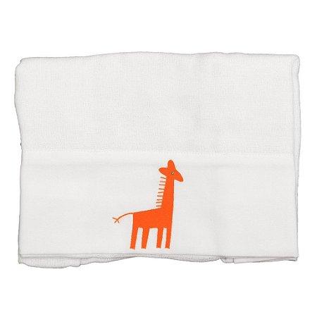 Toalha de ombro Girafinha
