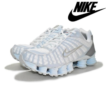 Nike shox 12 Molas Branco Masculino Premium Importado Pronta Entrega