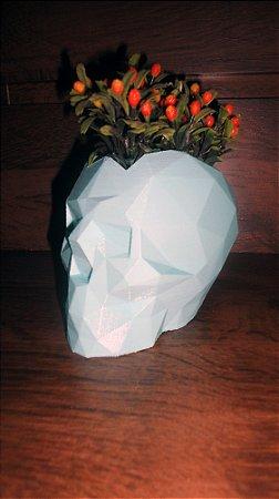 Vaso Caveira 3D