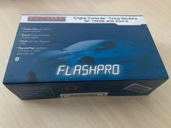 Hondata Flash Pro Civic Si 2007 a 2011