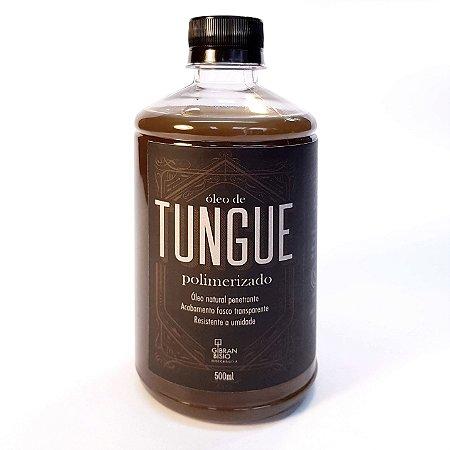 Óleo de Tungue Polimerizado - 500ml