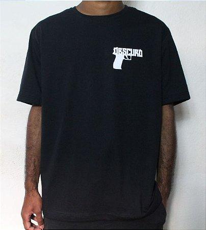Camiseta OBSCURO Glock Preta