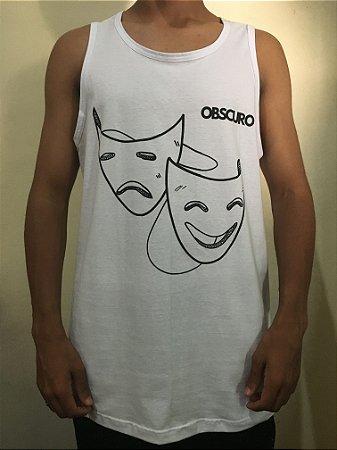 Regata OBSCURO Mascara Branca