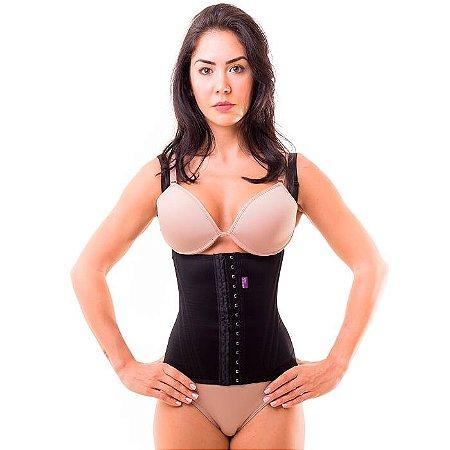 e08d8b8c6 Cinta modeladora feminina com alça - Preto - Miracle Belt - A Original