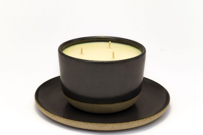 bowl cerâmica chumbo