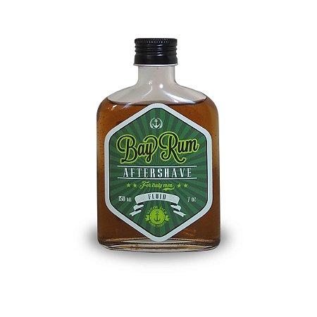 Pós Barba Premium - After Shave - Bay Rum - 150ml