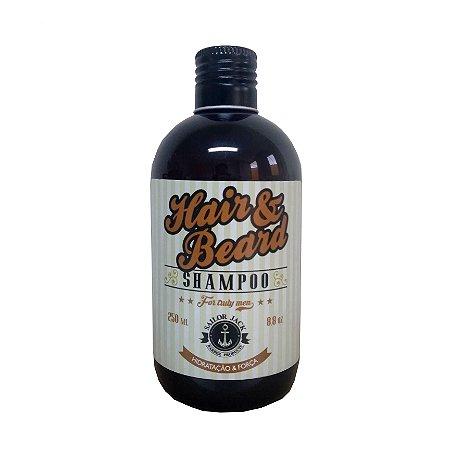 Shampoo Hidratação e Força – 250ml